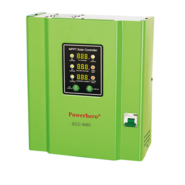 80A MPPT solar charger controller
